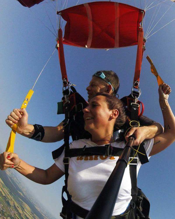 Lille-parachutisme--pilotage-de-voile-par-passager-tandem